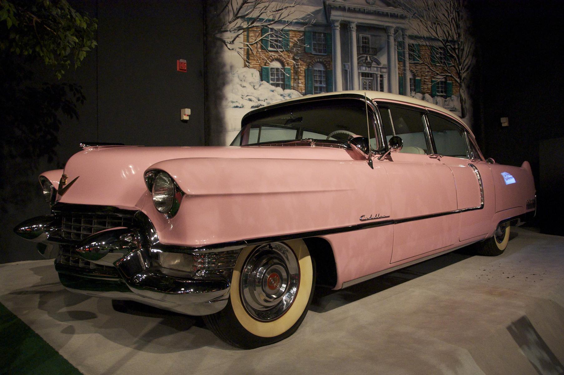 Elvis' Pink Cadillac!